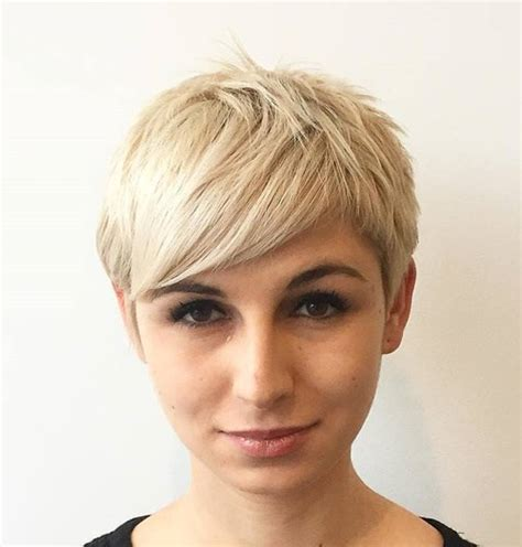 pixie haircut blond fine hair 30 chic short pixie cuts for fine hair 2018 styles weekly