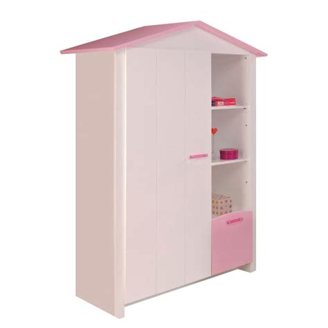 kleiderschrank rosa kleiderschrank biotiful wei 223 rosa parisot meubles