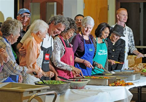 Soup Kitchens Volunteer by Volunteer Teamwork Results In Success At St James Soup