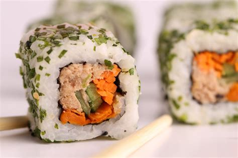 sushi in japanese sushi recipes for beginners