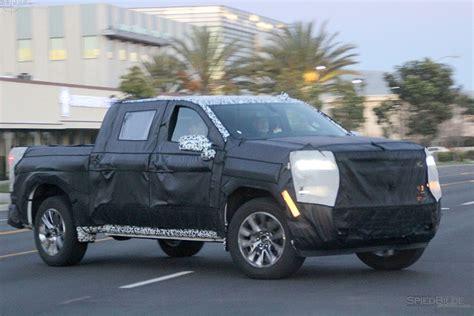 Spy shots: 2019 Chevy Silverado Pickup Disguised as a Ram