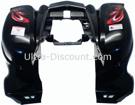 Roller Verkleidung Aufkleber Entfernen by Verkleidung F 252 R Quad Shineray 200 Ccm Aufkleber Hinten