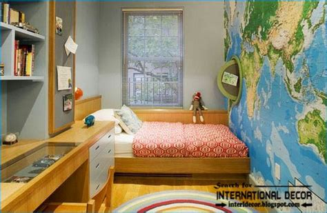 wall murals for teenagers 15 attractive boys room decor ideas