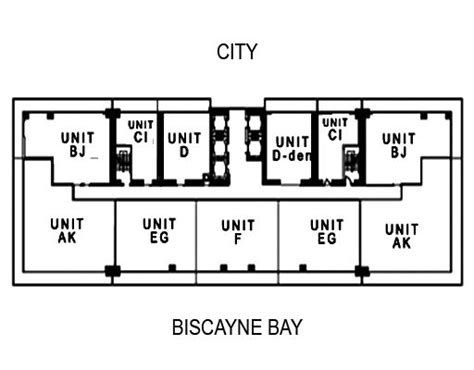 50 biscayne floor plans 50 biscayne downtown miami condos for sale
