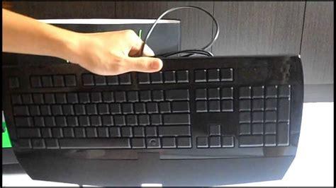 Razer Arctosa Gaming Keyboard razer arctosa gaming keyboard unboxing