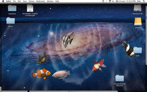 wallpaper aquarium mac desktop aquarium 3d live wallpaper screensaver on the