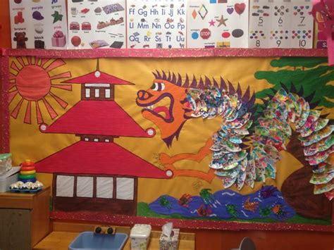 new year class decorations 1000 images about asian bulletin board ideas on