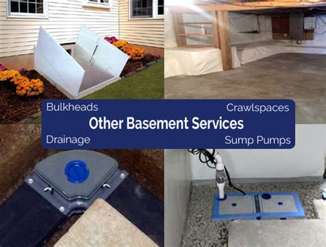 basement solutions nh other basement services waterproofing bulkheads crawlspaces rescon basement finishing