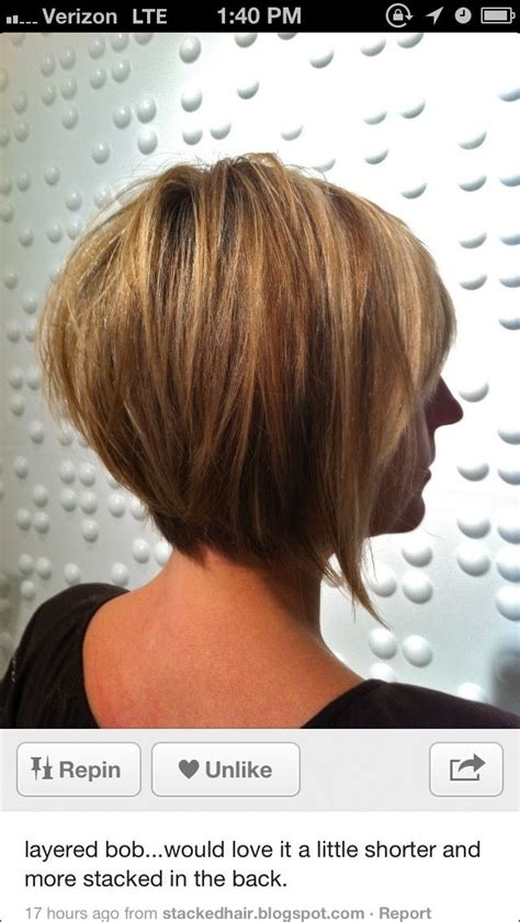 short concave hairstyles 2014 concave bob hairstyle front and back view short