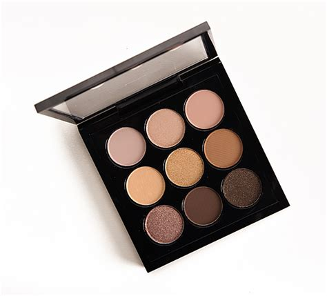 Eyeshadow X9 Mac Review mac eyeshadow x 9 palette eye palette review swatches