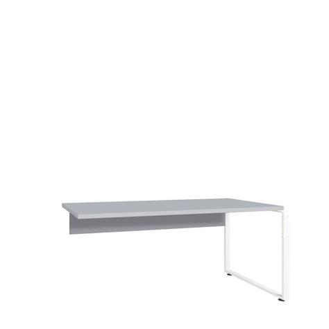 plateau d angle pour bureau plateau pour bureau d angle 1677 5563 gris platine m 233 tal
