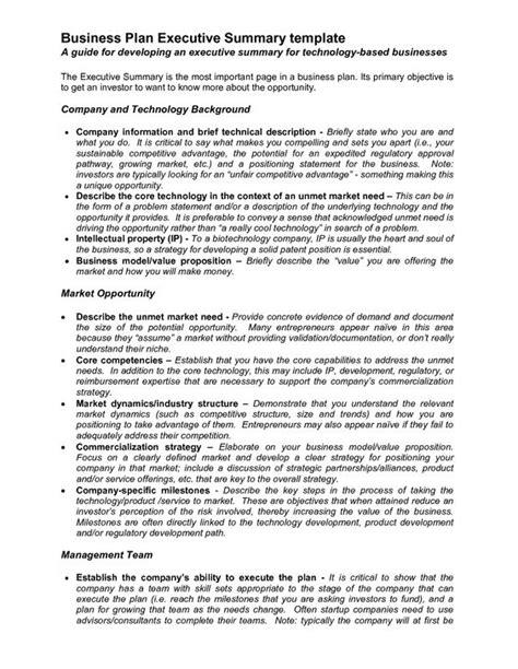 business proposal templates exles business plan