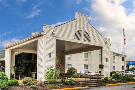 Comfort Inn In New Castle Pa 724 658 7