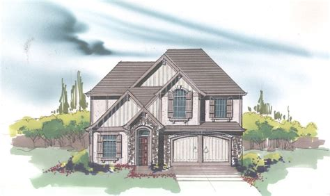 World European House Plans by M 2987 House Plan World European Style House Plans