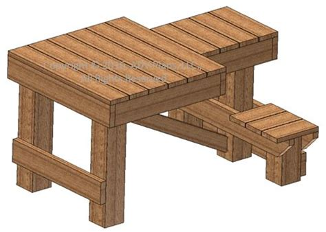 build your own shooting bench custom shooting bench plans learn how to build your own