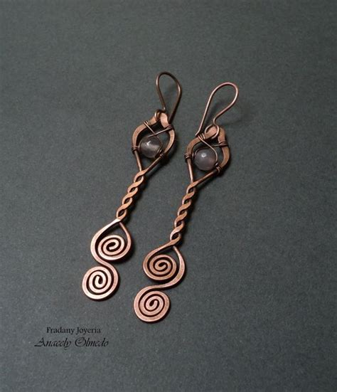 free jewelry tutorials free wire jewelry tutorial pendant or earrings