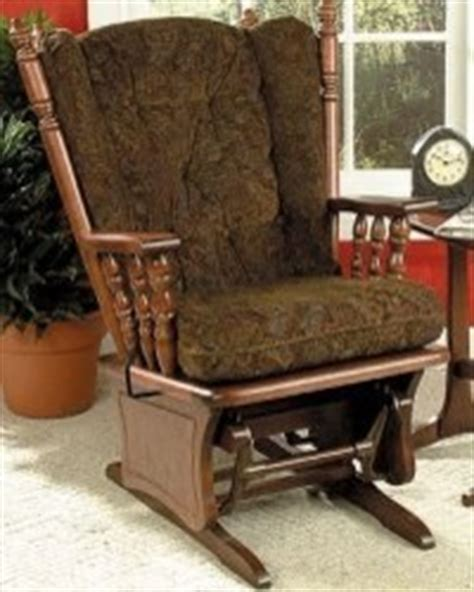 need replacement glider rocker cushions