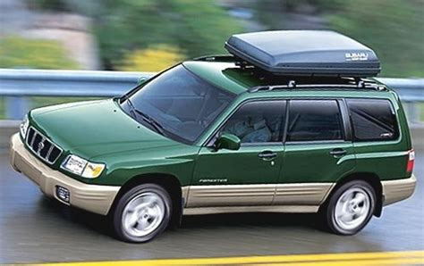 2002 green subaru forester used 2002 subaru forester for sale pricing features