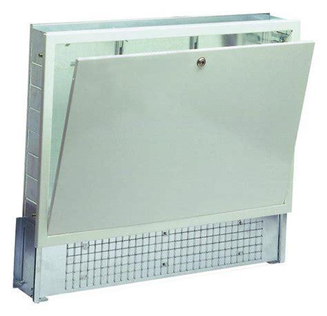 collettore riscaldamento a pavimento cassetta per collettori riscaldamento a pavimento impianto