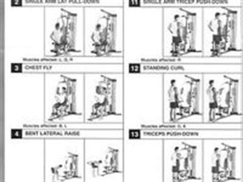 1000 images about s work out chart on