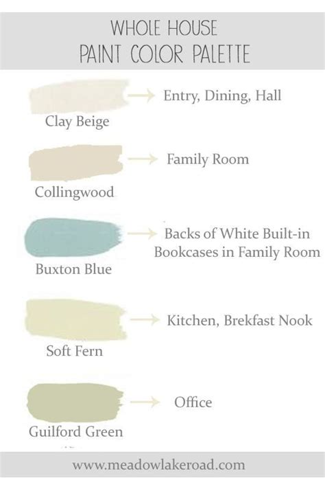 a whole house paint color plan paint colors house and soothing paint colors
