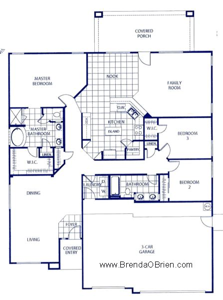 continental homes floor plans arizona ourcozycatcottage
