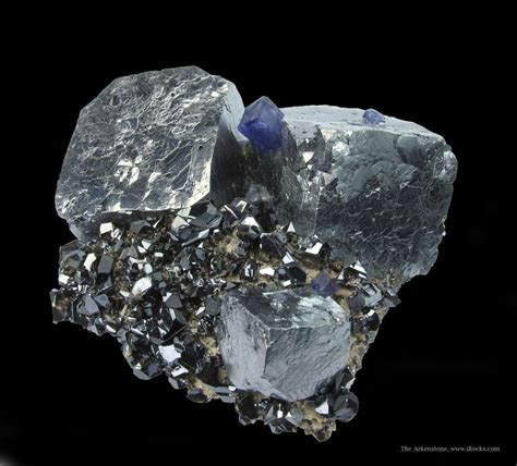 galena and fluorite on sphalerite rlil14b 03 sub