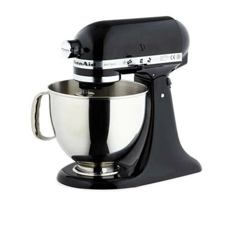 kitchenaid black mixer kitchenaid mixer ksm150 black on sale now