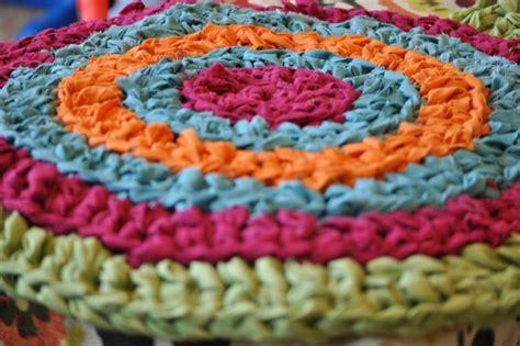 rag rug patterns free crochet rag rug