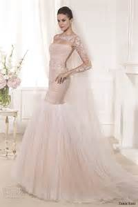 Opulent Definition Tarik Ediz White 2014 Bridal Collection Part 1 Wedding