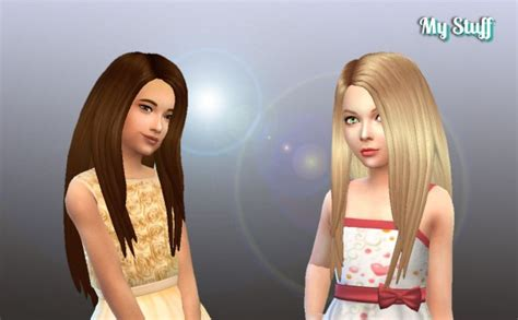 sims 4 hairs for kids