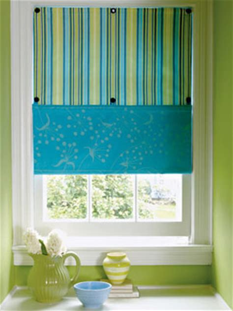 how to make window curtains learn how to make window shades at womansday com get a