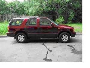 used 1999 chevrolet blazer photos 4300cc gasoline