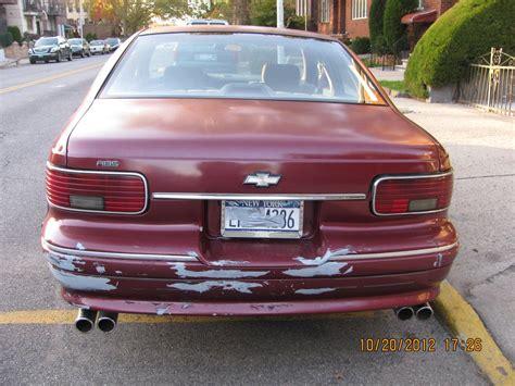 for sale 1994 chevy caprice classic sedan 4 dr 5 7l lt1