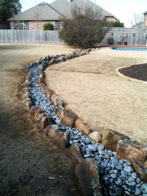 Landscape Edging With Drainage Hypermotion Design And Landscape Drainage Solutions