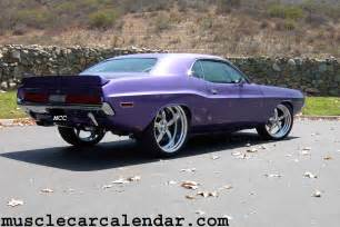 outstanding car pix of a 1970 dodge challenger with