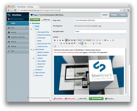 Search Assets Screencasts And Screenshots 187 Silverstripe