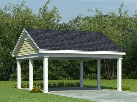25 best attached carport ideas on patio roof