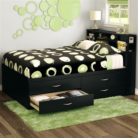 full storage platform bed south shore full storage platform bed reviews wayfair