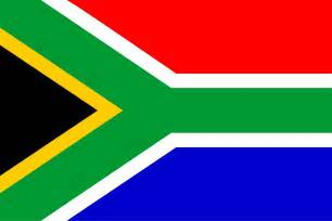 colors of africa clipart flag of south africa