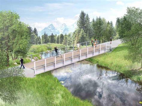 footbridge plans nz standard footbridge design dc structures studio