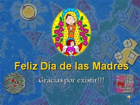 feliz dia de las madres card template dia de la madre authorstream