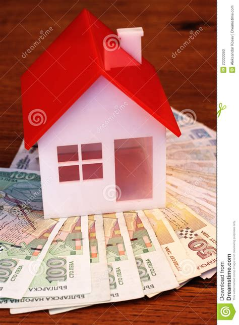 real house insurance real property or insurance concept stock photo image