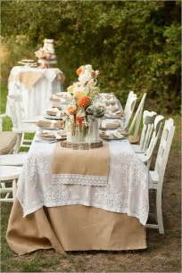 outdoor decoration ideas for rustic weddings