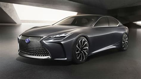 lexus f sport 2017 2017 lexus ls 460 f sport hd car pictures wallpapers