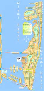 Map Of Miami Beach by Miami Beach Map Miami Beach Florida Mappery