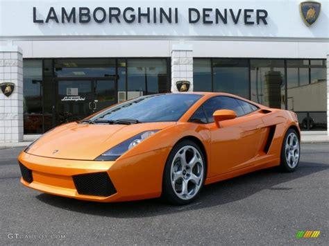 2005 tri orange lamborghini gallardo coupe 16315439 gtcarlot car color galleries