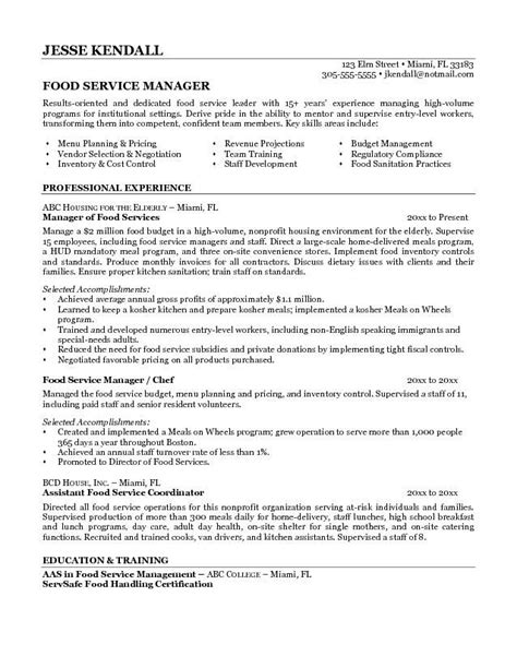 10 restaurant server resume examples sample resumes resume