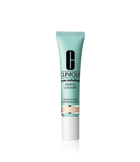 acne solutions clearing concealer clinique