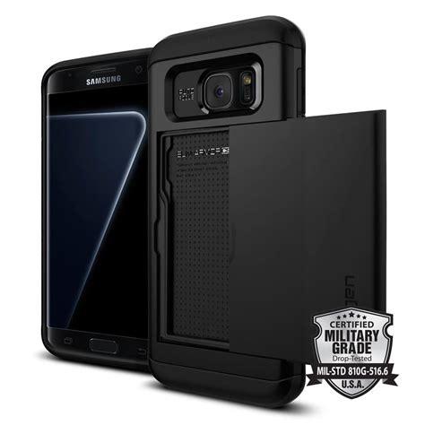 Slim Samsung Galaxy S7 Edge spigen 174 slim armor cs 556cs21156 samsung galaxy s7 edge